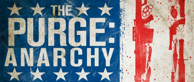 The Purge: Anarchy, advertisement