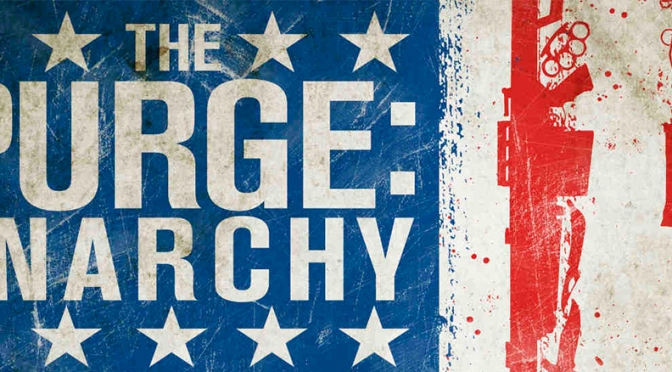 The Purge: Anarchy: Movie review