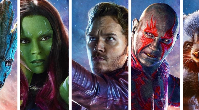 The Galactic Challenge: Marvel's Gaurdians of the Galaxy