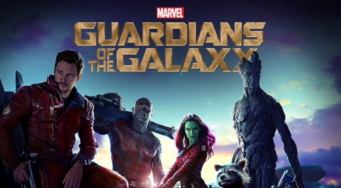Guradians of the Galaxy: Movie Review