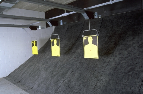 Indoor Shooting Range Targets