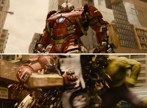 The long awaited Hulkbuster armor!