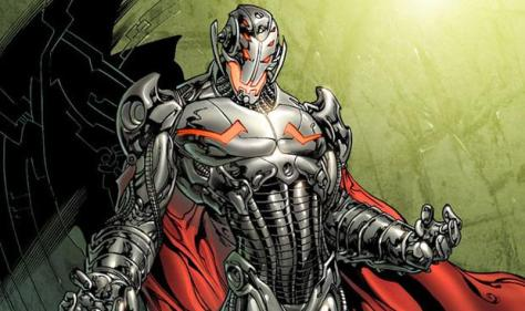 Ultron from the comics