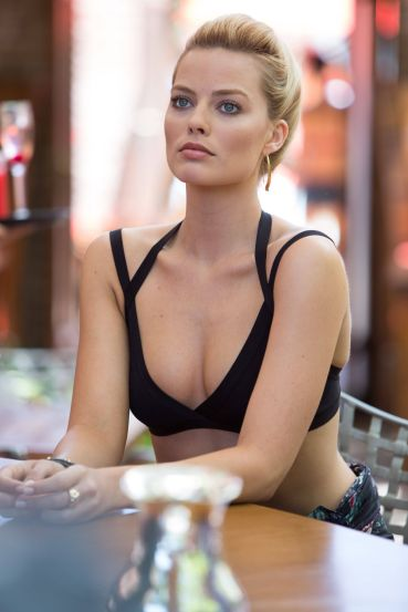 What movie is complete without cleavage?