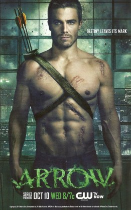 arrow ad