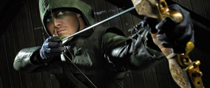 CW's Arrow is Batman