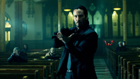John Wick Movie Review Can You Believe That Guy