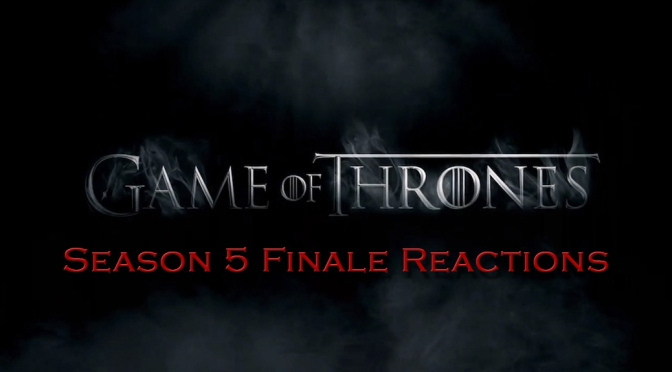 Game of Thrones: Season Finale Review