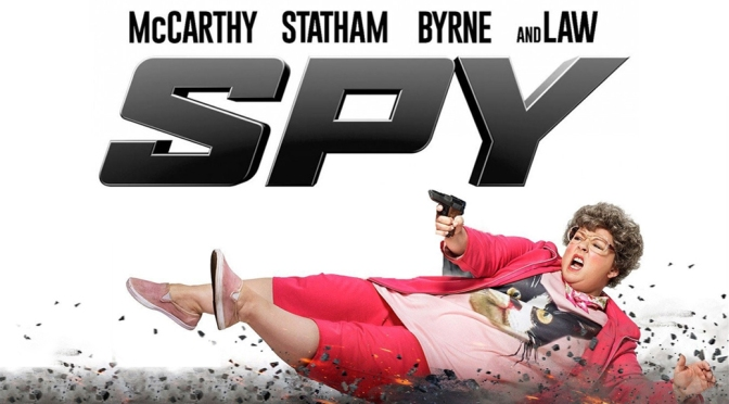 Spy: Movie Review