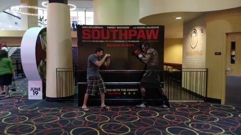 Southpaw Promo