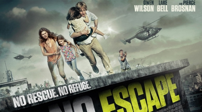 No Escape: Movie Review