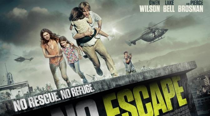 No Escape: Movie Review