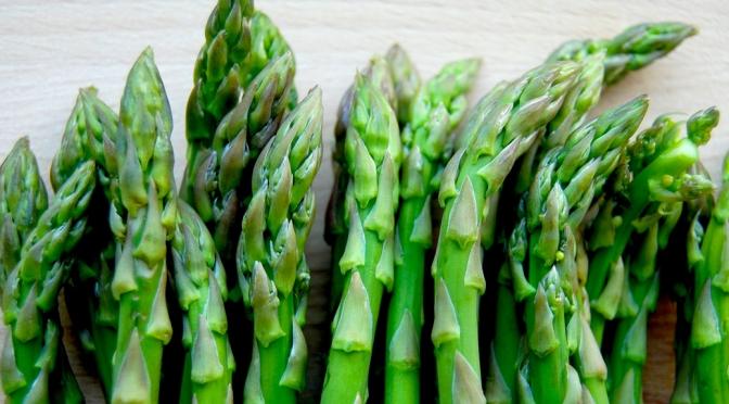 Asparagus Pee