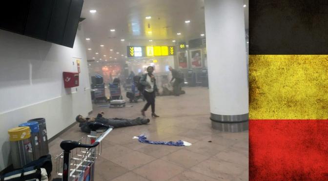 Avenge Brussels