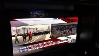 ABC News Typo of Trump Event