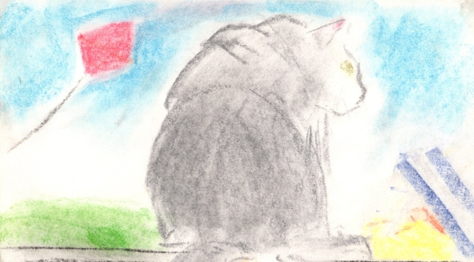 Childhood Animal Drawings and Sketches