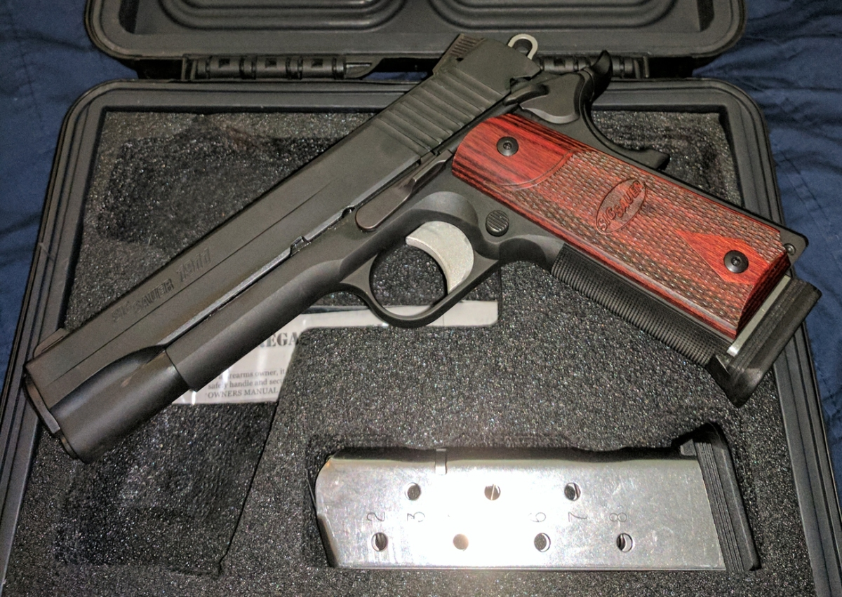 Sig Sauer 1911: Product Review